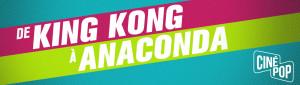 Cinepop Imagerie 2016 Super panneaux Digitaux KingKong