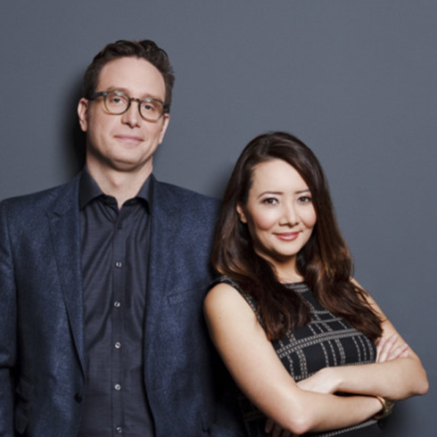 Calling all SHARK WEEK fin-atics! DAILY PLANET Co-Hosts Dan Riskin and Ziya Tong anchor SHARK WEEK, June 27-July 1 on Discovery