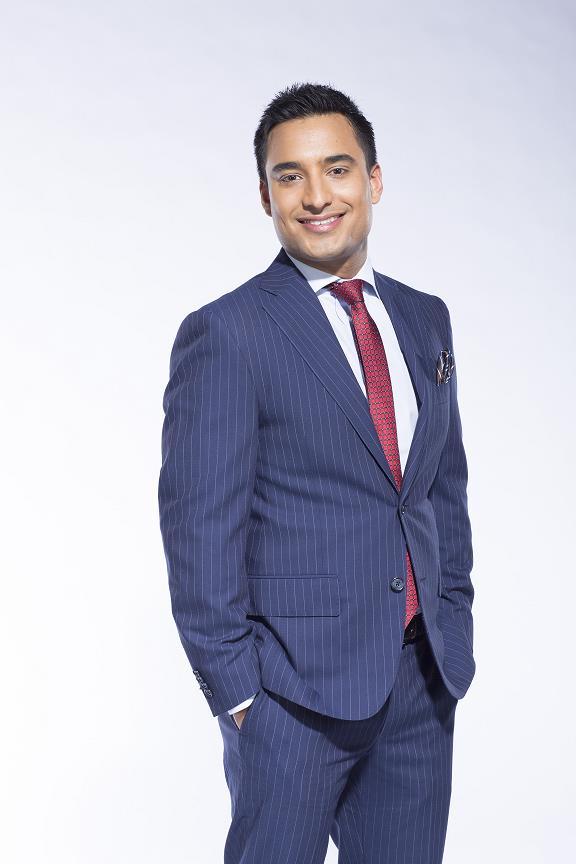 Gurdeep Ahluwalia Named News Anchor, CP24 BREAKFAST - Bell ...