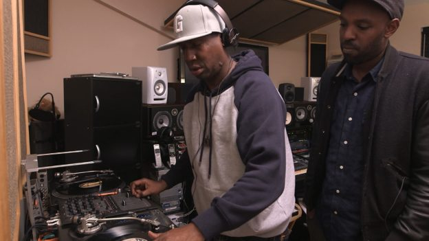 Grandmaster Flash and Shad in HIP-HOP EVOLUTION
