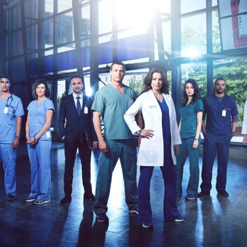 Saving Hope_Season 5_Group Shot