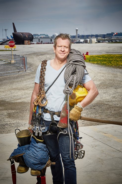 Andrew Younghusband Returns with Discovery's Top Series CANADA'S WORST DRIVER and Debuts Network's New Original Canadian Series TOUGHER THAN IT LOOKS?, Mondays Beginning October 24