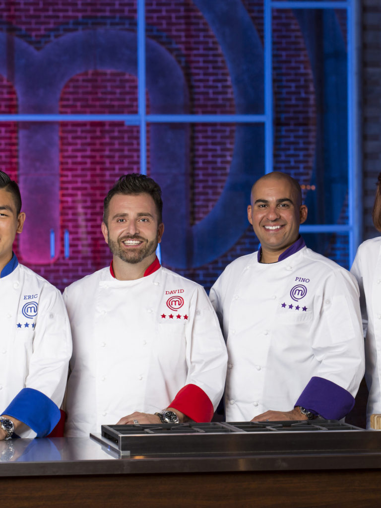 Home Cooks And Their Families Face Off In Masterchef Canada