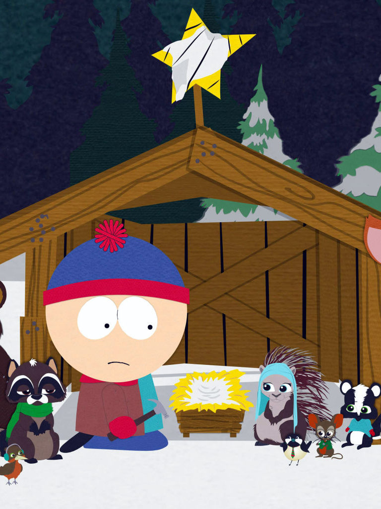 South Park Christmas.Much Celebrates The Holidays With A 20 Season 277 Episode