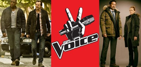 "THE VOICE -- Pictured: ""The Voice"" Logo -- (Photo by: NBCUniversal)"