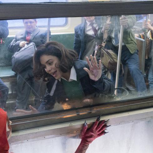 Vanessa Hudgens leads an unlikely team of heroes in POWERLESS