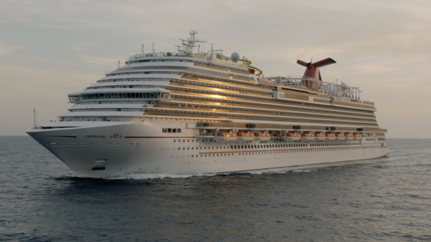 Discoverys Original Canadian Series MIGHTY CRUISE SHIPS Sets Sail - Canadian cruise