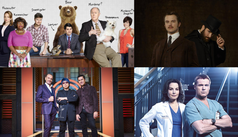 Five New and Nine Returning Series Cement CTV's 2017 Midseason Schedule, as Network Announces Additional Winter Premieres