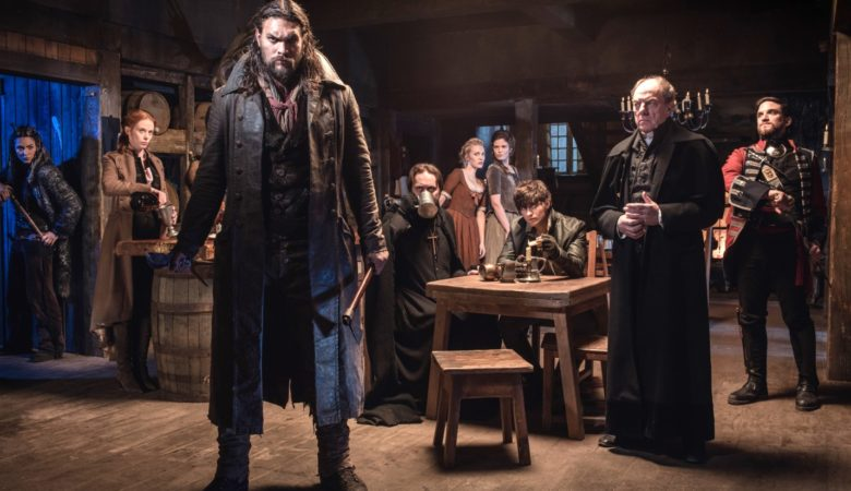 #iCraveFridays Welcomes Acclaimed, Canadian Screen Award Nominated Original Series, FRONTIER, Now Streaming in Canada on CraveTV