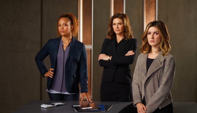 Bold, Original, Female-Driven Detective Series THE DETAIL  Tops CTV's Mid-Season Docket  Beginning March 25, Sundays at 9 p.m. ET/MT