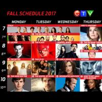 CTV Schedule