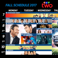 CTV Two Schedule