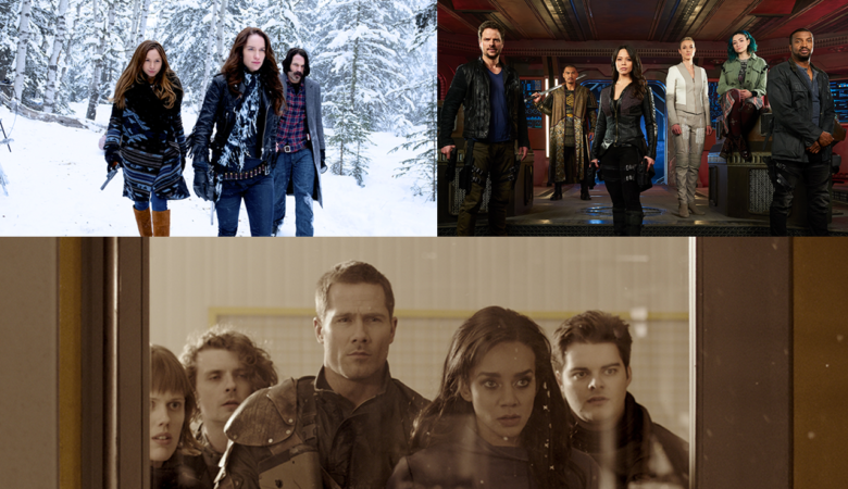 Returning Canadian Hits DARK MATTER, WYNONNA EARP and Original Series KILLJOYS Ignite Fridays on Space