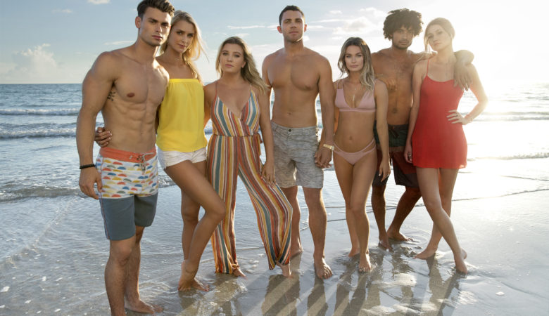 MTV is all About Drama, Heartbreak, and Romance this Summer with New Series SIESTA KEY, Premiering July 31