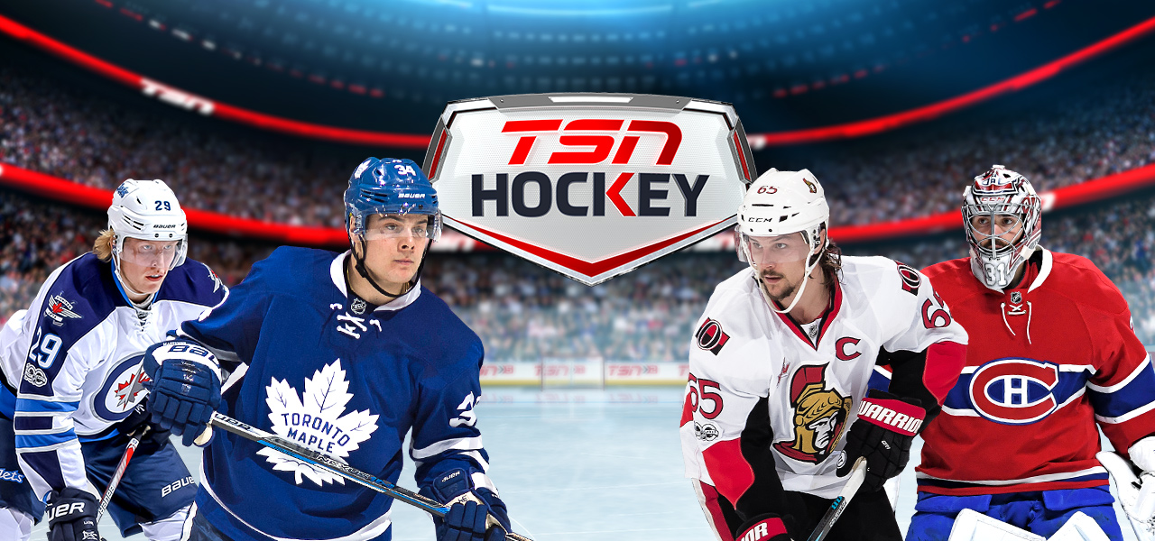 Tsn Exclusively Brings Viewers 191 Regional Nhl Games Throughout The
