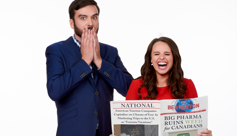 THE BEAVERTON Returns November 1 to Satirize Dafuq Out of the Headlines with Multi-Platform Launch