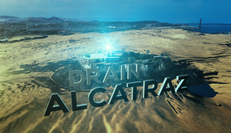 Discovery's New Original Canadian Documentary  DRAIN ALCATRAZ Goes Beneath the Waves to Expose the Secrets of an Inescapable Prison, Dec. 3