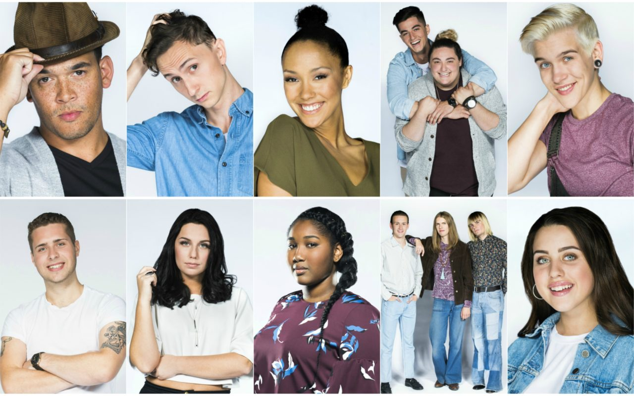music artist press release template - ctv unveils final 10 aspiring artists selected to appear