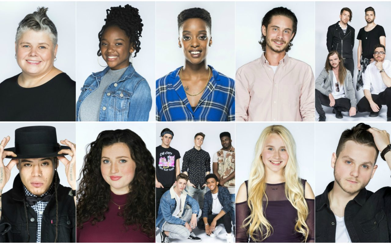 music artist press release template - ctv reveals first 10 aspiring artists selected to appear