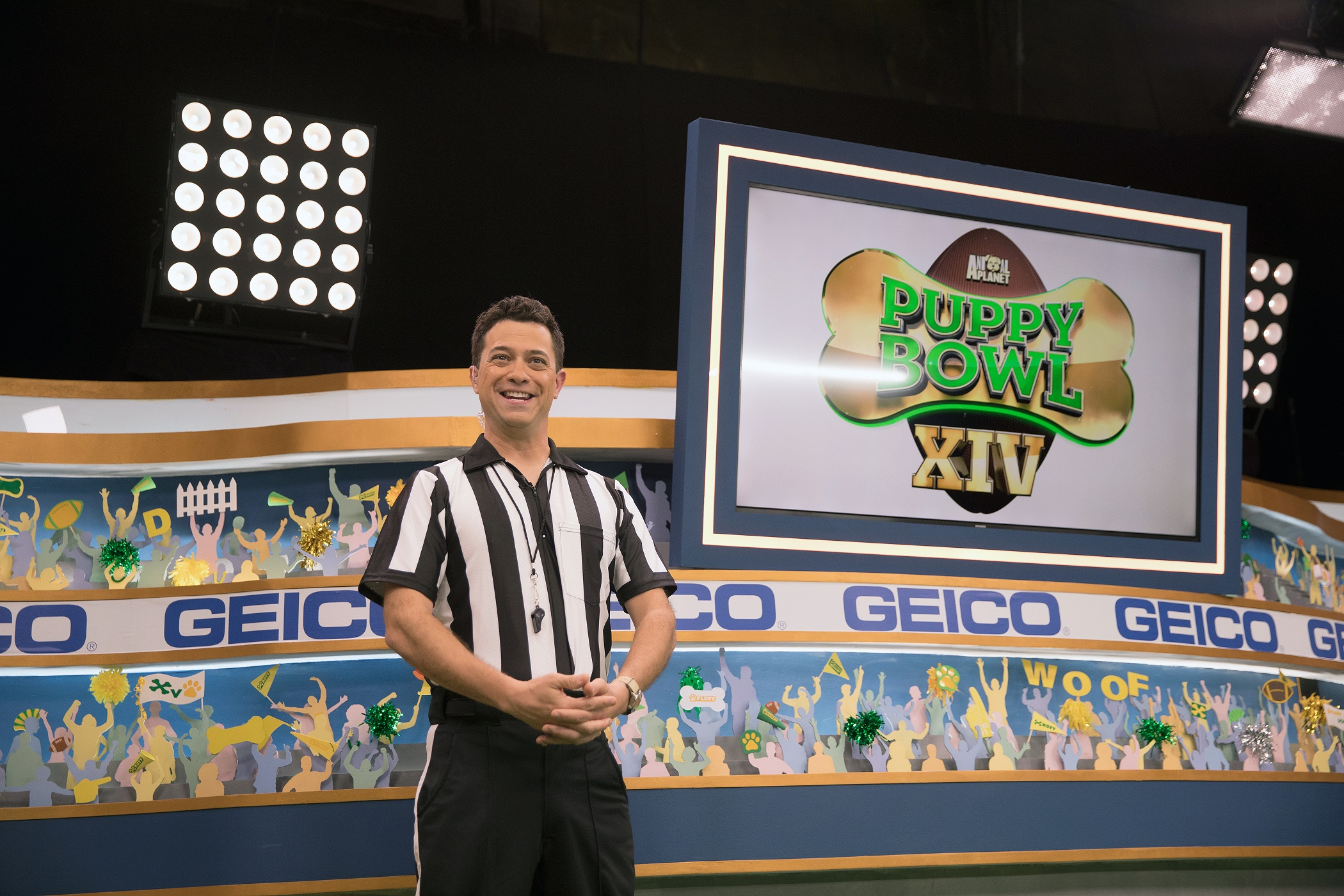 Puppy Bowl XIV Returns to Animal Planet Feb. 4