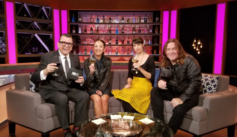 Richard Crouse Returns with Season 2 of POP LIFE, CTV News Channel's Pop Culture Talk Show, March 10