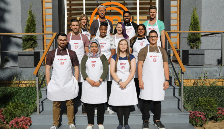 CTV Reveals the MASTERCHEF CANADA Season 5 Top 12 Home Cooks