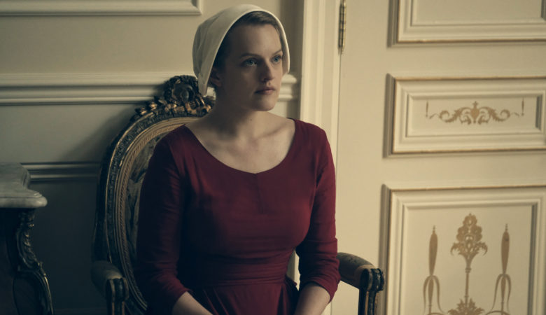 Emmy® Award-winning Actress Elisabeth Moss Discusses Season 2 of Bravo's Hit Drama THE HANDMAID'S TALE