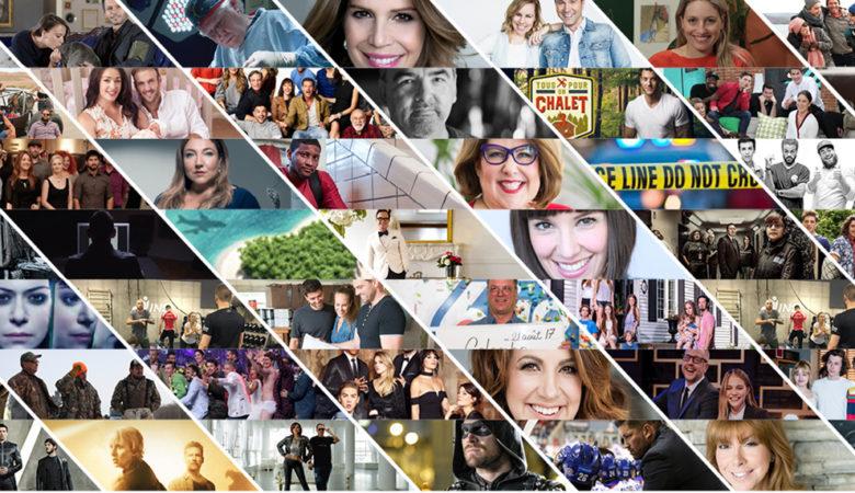 Les chaînes spécialisées francophones de Bell Média présenteront plus de 1 000 heures de nouveaux contenus à l'automne 2018!