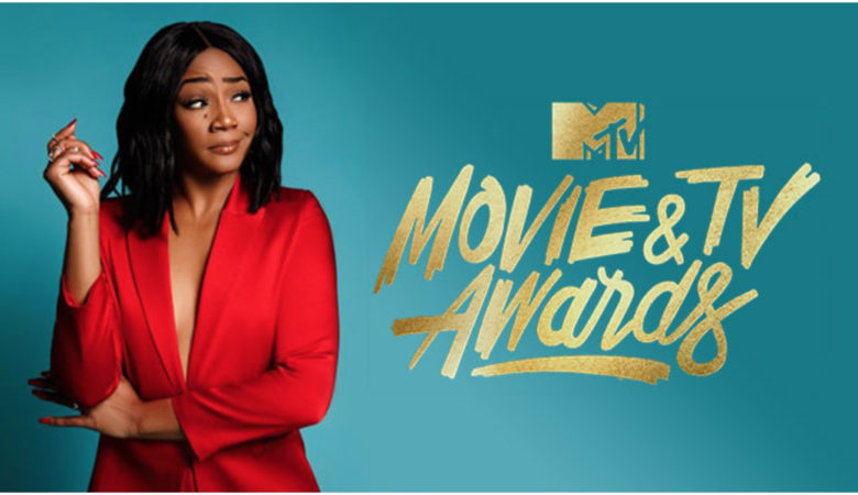 Three Reasons to Love Tiffany Haddish as Host of the 2018 MTV MOVIE & TV AWARDS