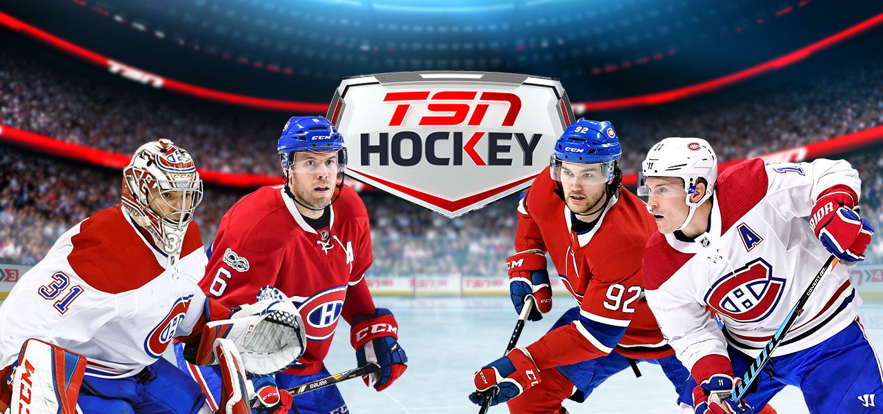 Tsn Features Live Coverage Of 50 Regular Season Montreal Canadiens
