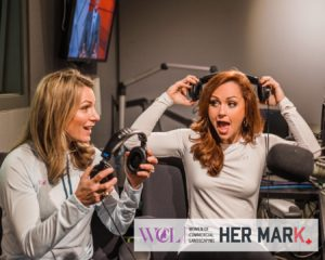 Tsn S Kate Beirness And Two Time Olympian Cheryl Pounder Support Female Empowerment With Her Mark Podcast Presented By Wcl Bell Media