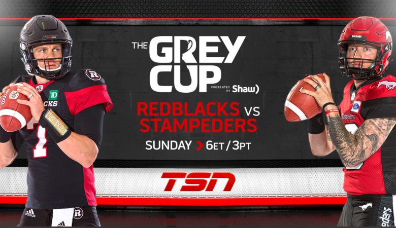 TSN's GREY CUP RADIO NETWORK Presented by Mark's Returns to Airwaves for Canada's Biggest Party