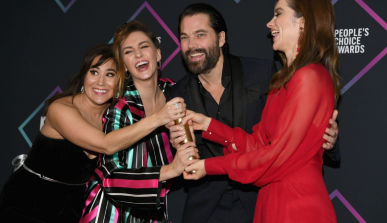 #Earpers Have Spoken! Space's Original Series WYNONNA EARP Wins at the 2018 People's Choice Awards
