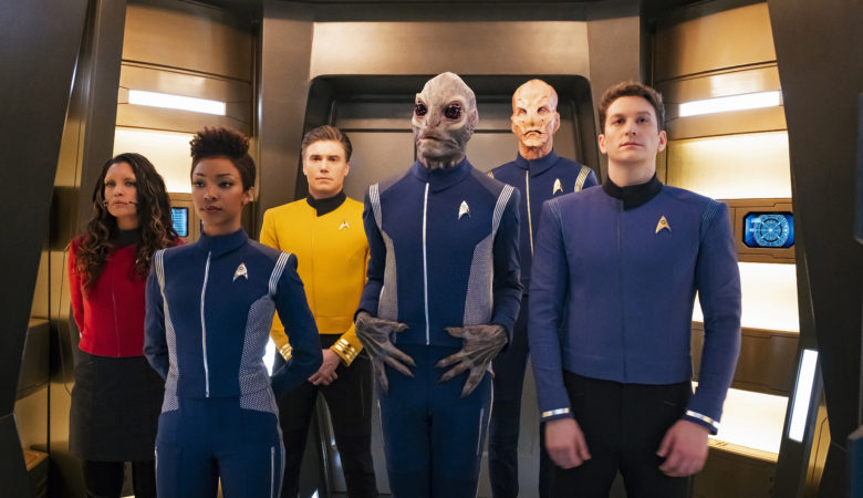 Space Lights Up the New Year with a Jam-Packed Schedule Featuring STAR TREK: DISCOVERY, DOCTOR WHO, DEADLY CLASS, and STAN AGAINST EVIL