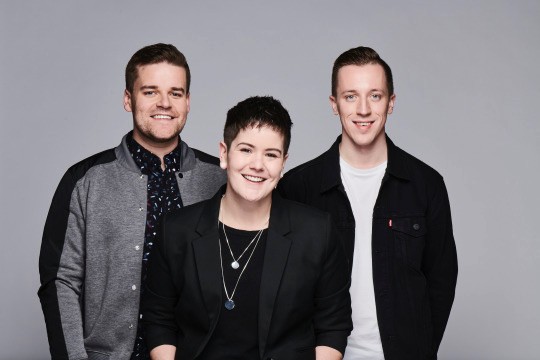 Toronto's #1 Hit Music Station 99.9 Virgin Radio Announces New Morning Show VIRGIN MORNINGS WITH ADAM WYLDE, TJ & JAX
