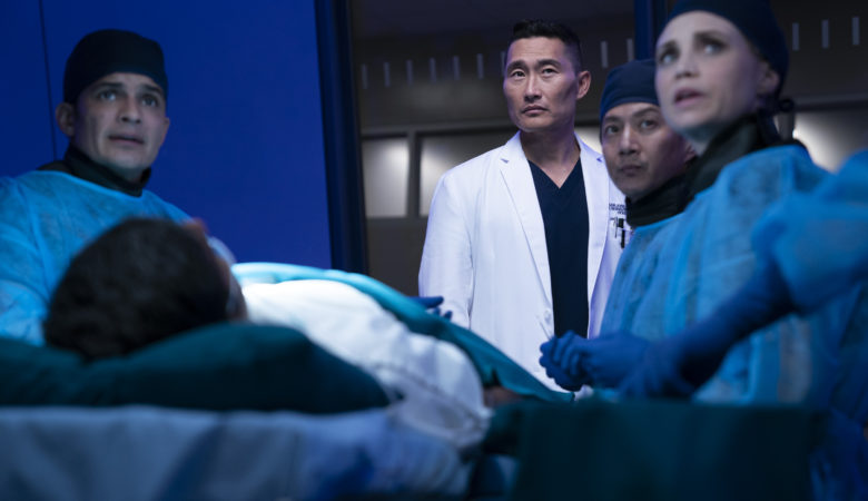 Daniel Dae Kim Scrubs in on THE GOOD DOCTOR and Our Fave Dr. is Directing