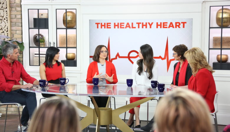 A Healthy Heart is a Happy Heart! Marilyn Denis Brings Heart Health to the Table