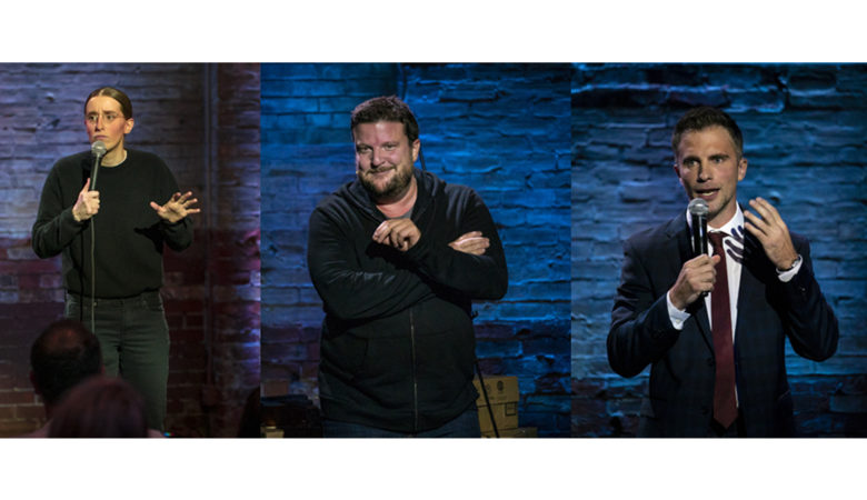 Canadian Comedy Takes Centre Stage with Three New Crave Original Stand-Up Specials, Streaming February 22