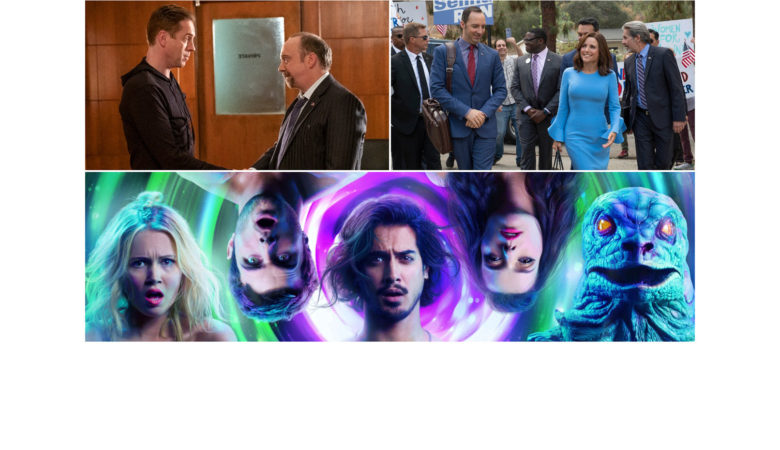 Crave Highlights for March: The Final Season of VEEP and LEAVING NEVERLAND from HBO, SHOWTIME's BILLIONS Returns, Plus NOW APOCALYPSE from STARZ