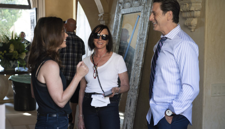 Marcia Clark Makes a Case For CTV's THE FIX