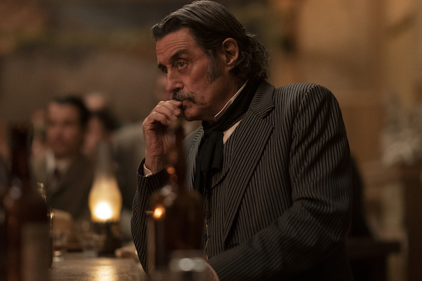 On the 15th anniversary of the show's premiere, HBO releases new details about its new DEADWOOD movie