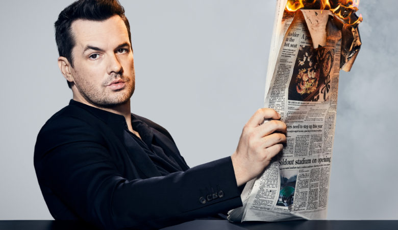 This Just In: THE JIM JEFFERIES SHOW GOES GLOBAL! THE INTREPID LATE NIGHT HOST TRAVELS TO SOUTH KOREA, JAPAN, SINGAPORE, HONG KONG, THAILAND, AUSTRALIA AND SOUTH AFRICA THIS SEA...