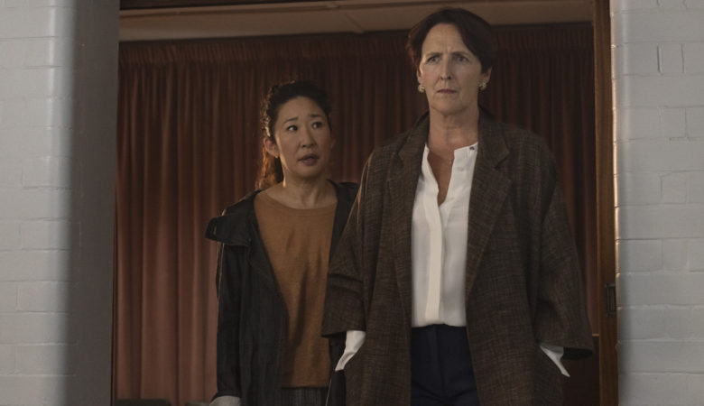Sandra Oh Makes Her Triumphant Return When Season 2 of KILLING EVE Debuts on April 7, Exclusively on Bravo # # # KILLING EVE, IN THE DARK, and PROJECT RUNWAY Highlight Bravo's N...