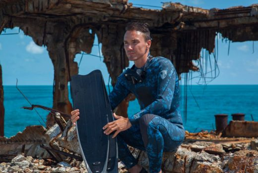 Crave Original Documentaries SHARKWATER EXTINCTION and ANTHROPOCENE: THE HUMAN EPOCH Anchor Earth Day on Crave, April 22