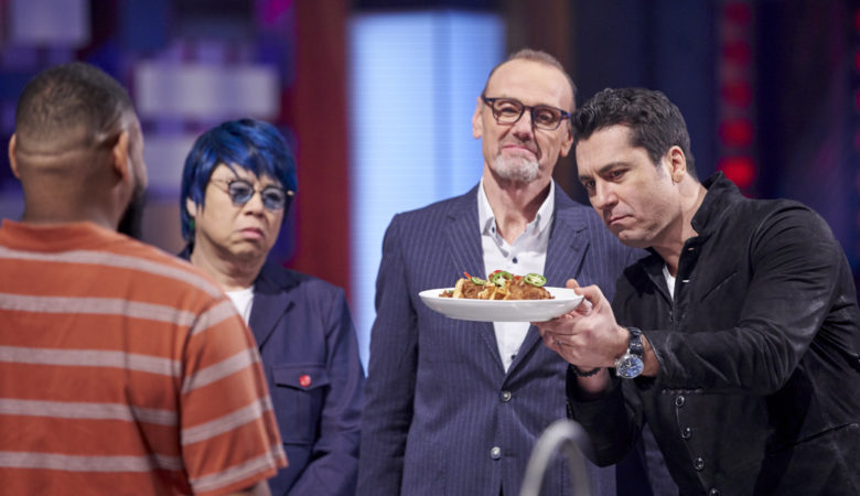 "Steven and Cliff Wonder ""What if?"" on MASTERCHEF CANADA"