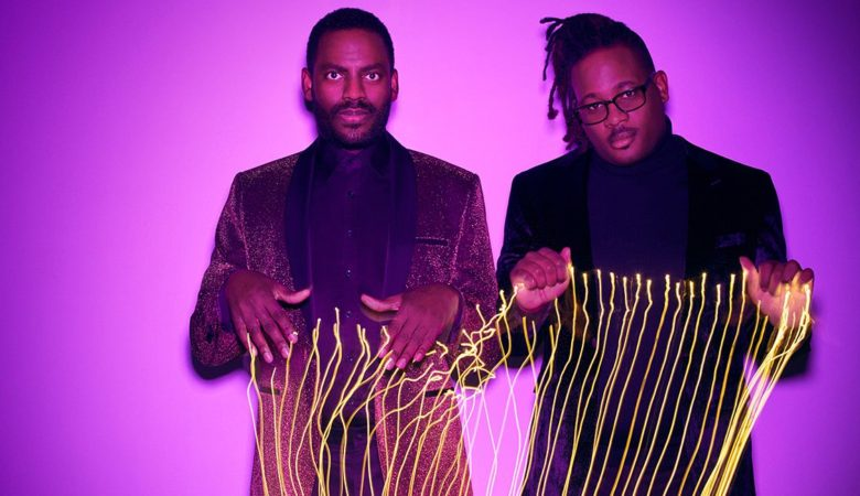 THE NEW NEGROES WITH BARON VAUGHN & OPEN MIKE EAGLE Find Empowerment through Standup