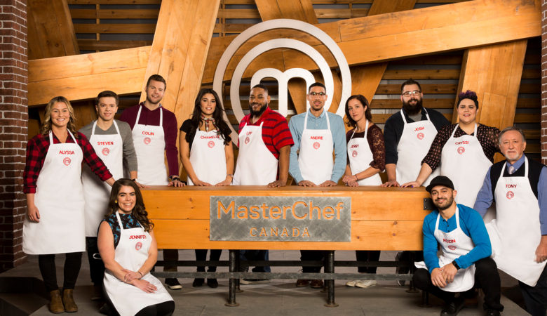 MASTERCHEF CANADA Top 12 Home Cooks Revealed in Season 6 Premiere on CTV, Followed by Double Elimination