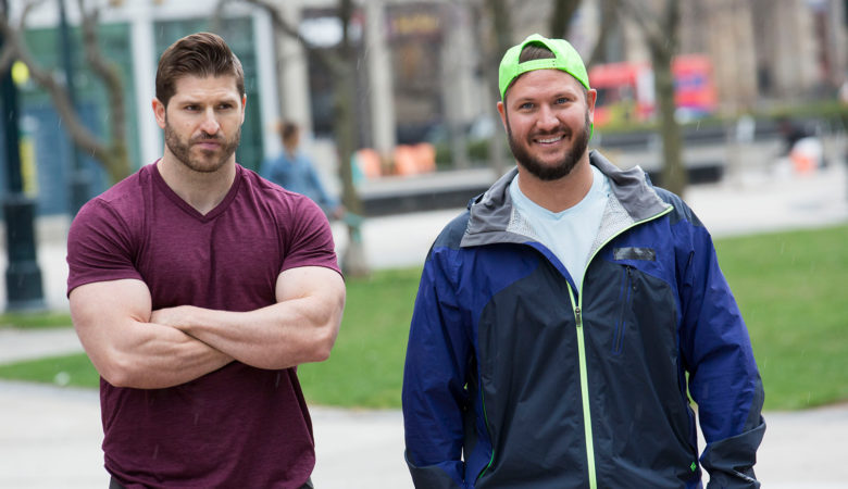 Canada Has Chosen: Jet and Dave Set to Race Again on Season 7 of CTV's THE AMAZING RACE CANADA