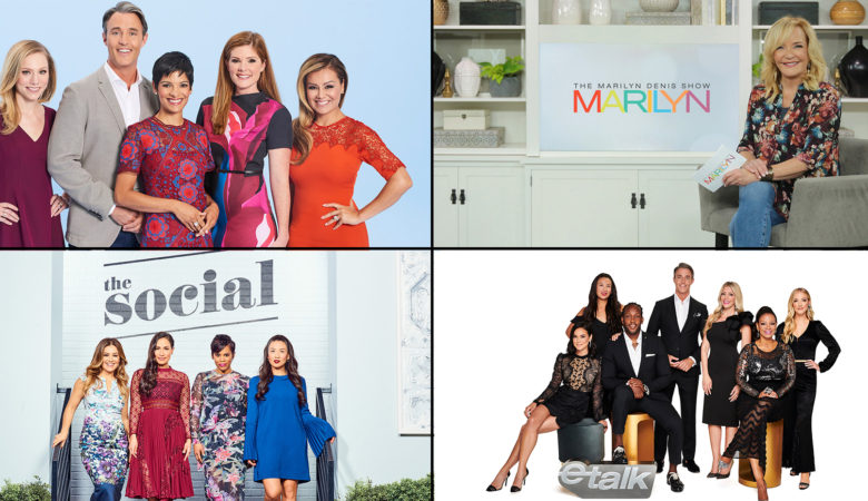 Bell Media Studios' Slate Expands with Two New Productions for 2019/20