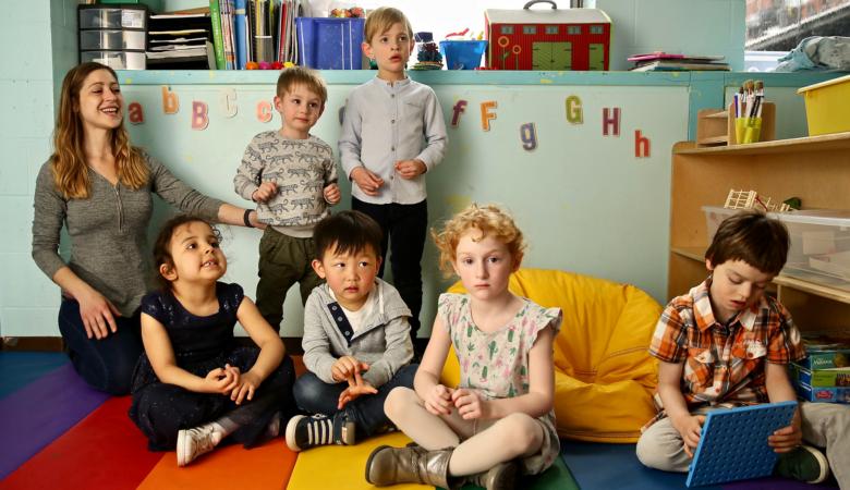 UNE GARDERIE POUR TOUS :  là où les enfants sont acceptés pour ce qu'ils sont!